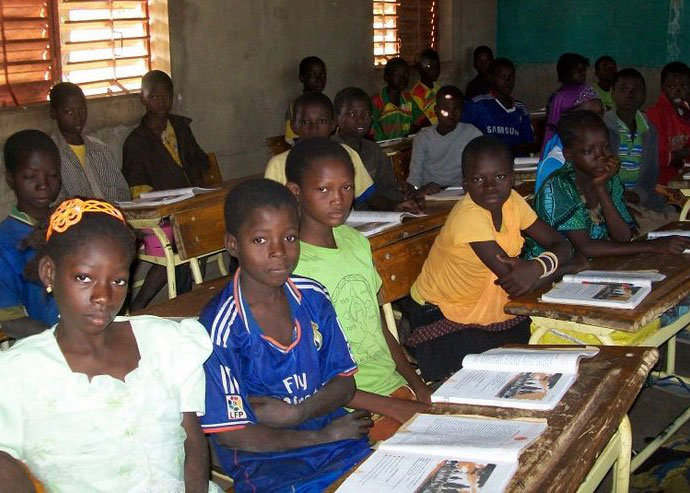 2015 :  Burkina Faso