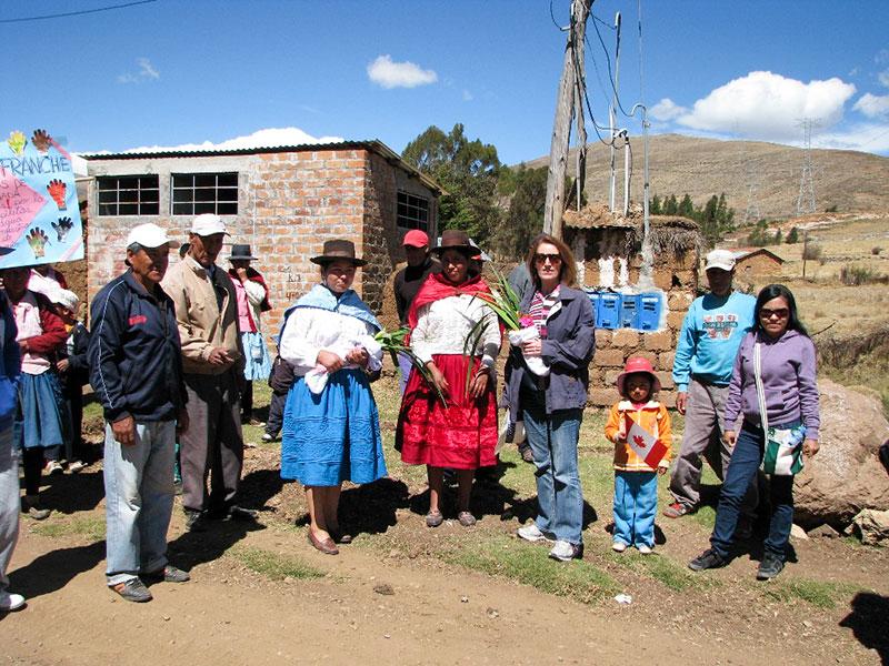 2014 : Pérou