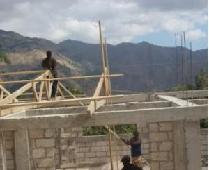 École St-Joseph construction